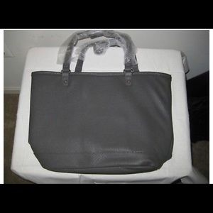 Thirty One City Chic Tote Charcoal Pebble